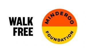 walk free minderoo foundation logo
