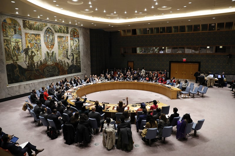 United Nations Security Council Voting