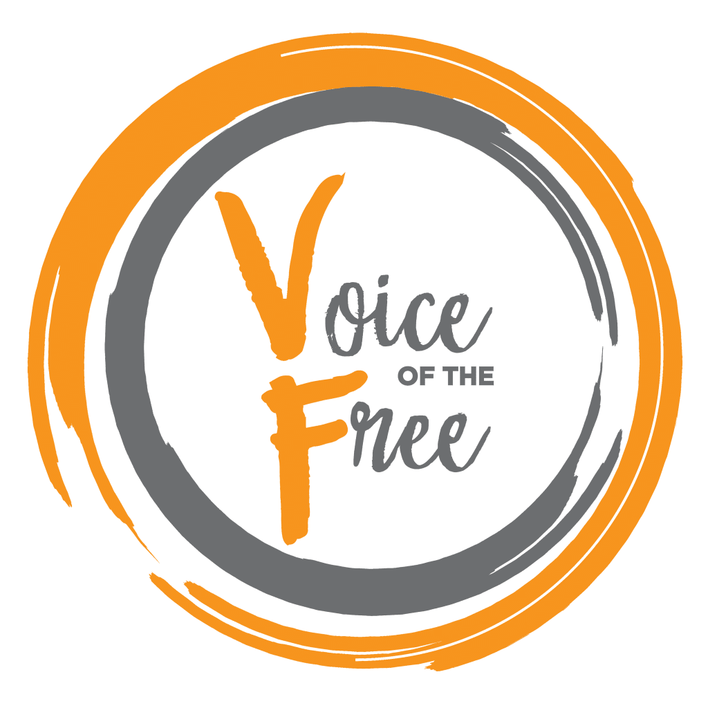Voice of the Free Logo